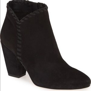 NWOT 1. State Mylo Black Heeled Booties | Size 6